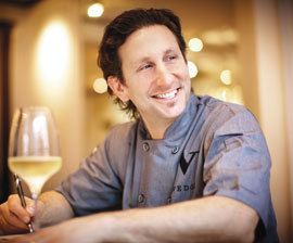 The Veggie Master: Vedge Chef Rich Landau's Journey Began at the Family Dinner Table