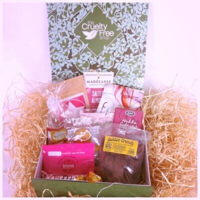 Sweet Treat Hamper - Cruelty Free Shop Vegan