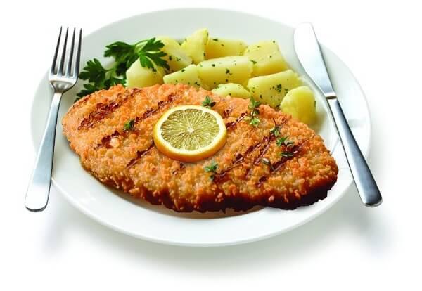 Frys Scnhiztel Vegetarian