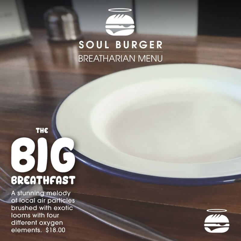 Soul burger big breathfast