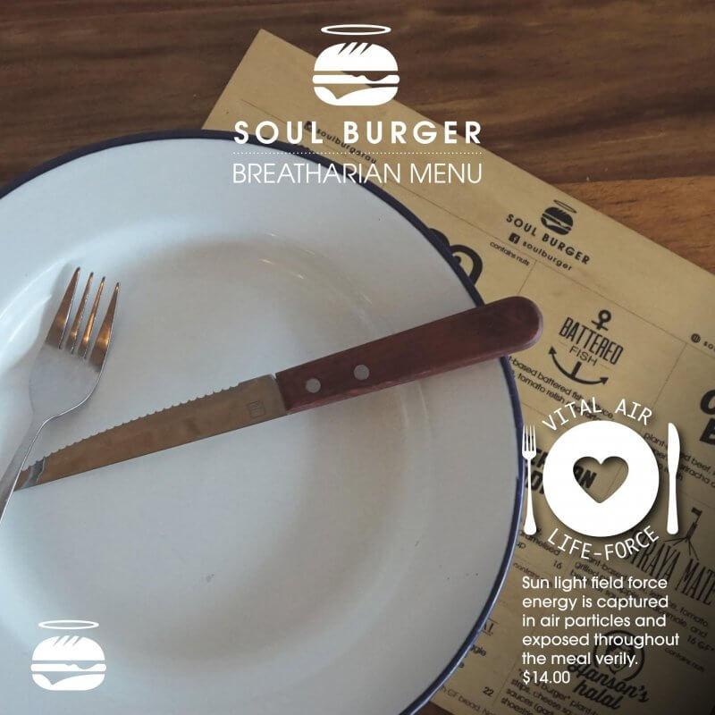 Soul Burger Vital Air