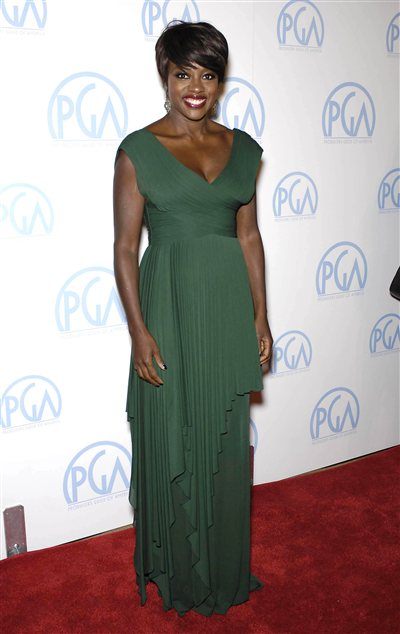 Viola Davis: Ready to 'Help' Elephants Hurt by Circuses