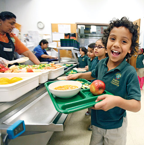 What a Difference a Day Makes! Meatless Monday Spreading to Schools Across the Country