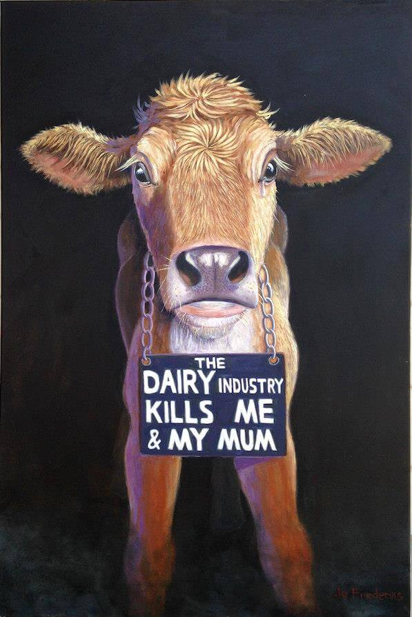 Jo Frederiks Dairy Industry Image