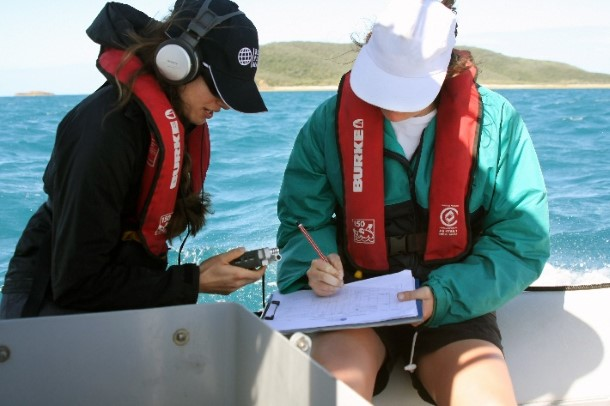 BPM and CEAL are recording acoustic data to gain a better understanding of whale communications and the potential for anthropogenic impacts.