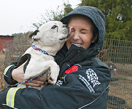 Tara Loller Helps Police Enforce Puppy Mill Regulations