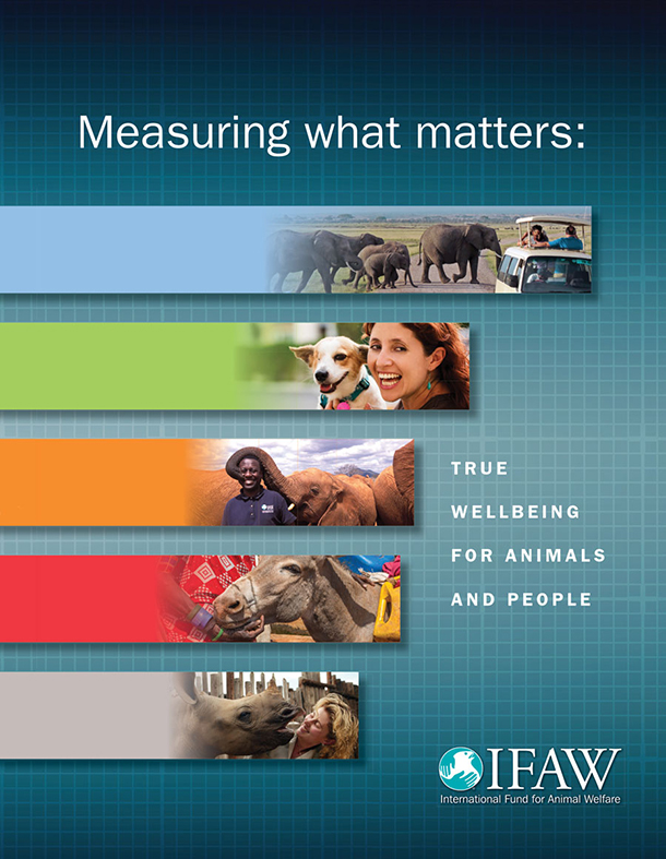 """Measuring What Matters: True Wellbeing for Animals and People"" was released at the global biodiversity convention in Cancun."
