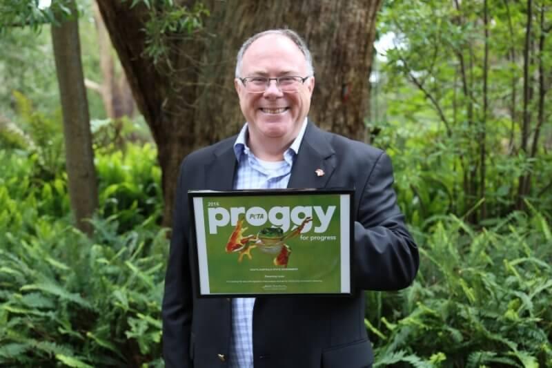 Minister Hunter PETA Proggy