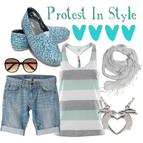 Protest In Style