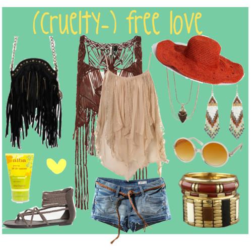 (Cruelty-) Free Love