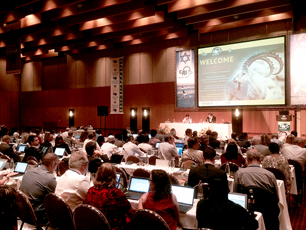 The 28th CITES Animals Committee meeting was held recently in Tel Aviv, Israel.